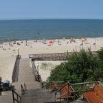 Янтарный пляж и вековые буки