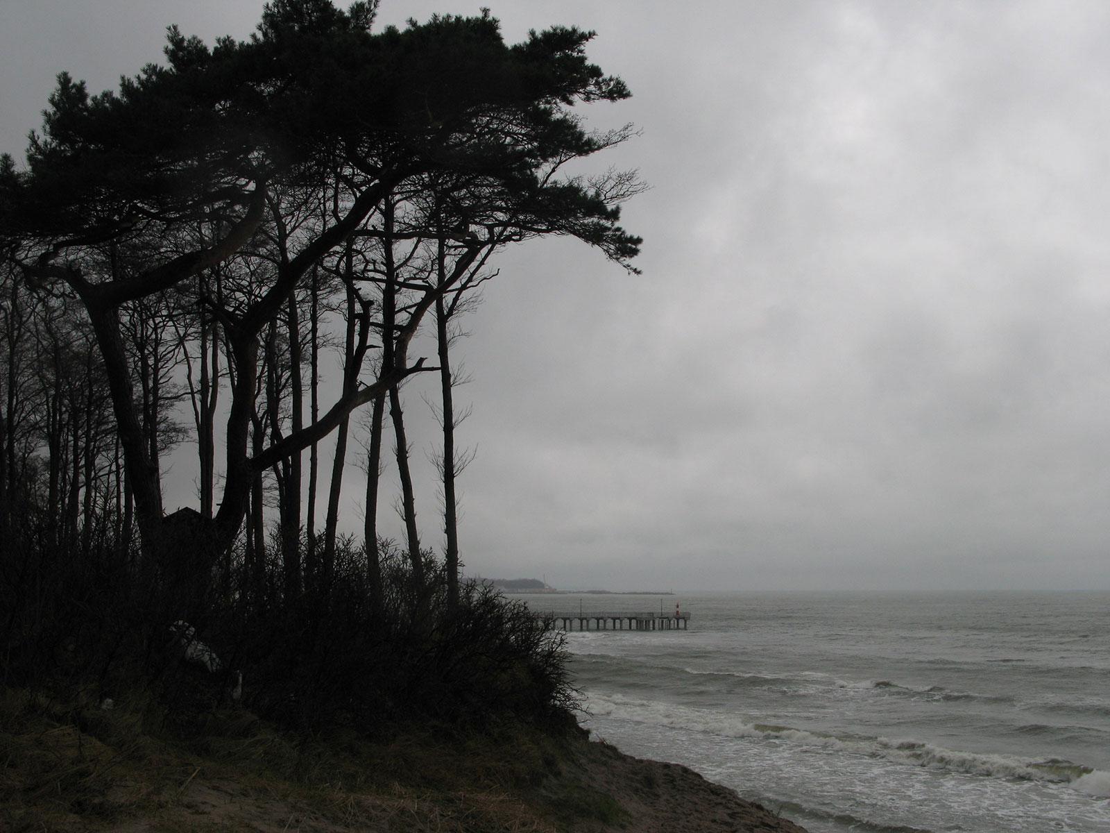 Балтийское море в Калининградской области