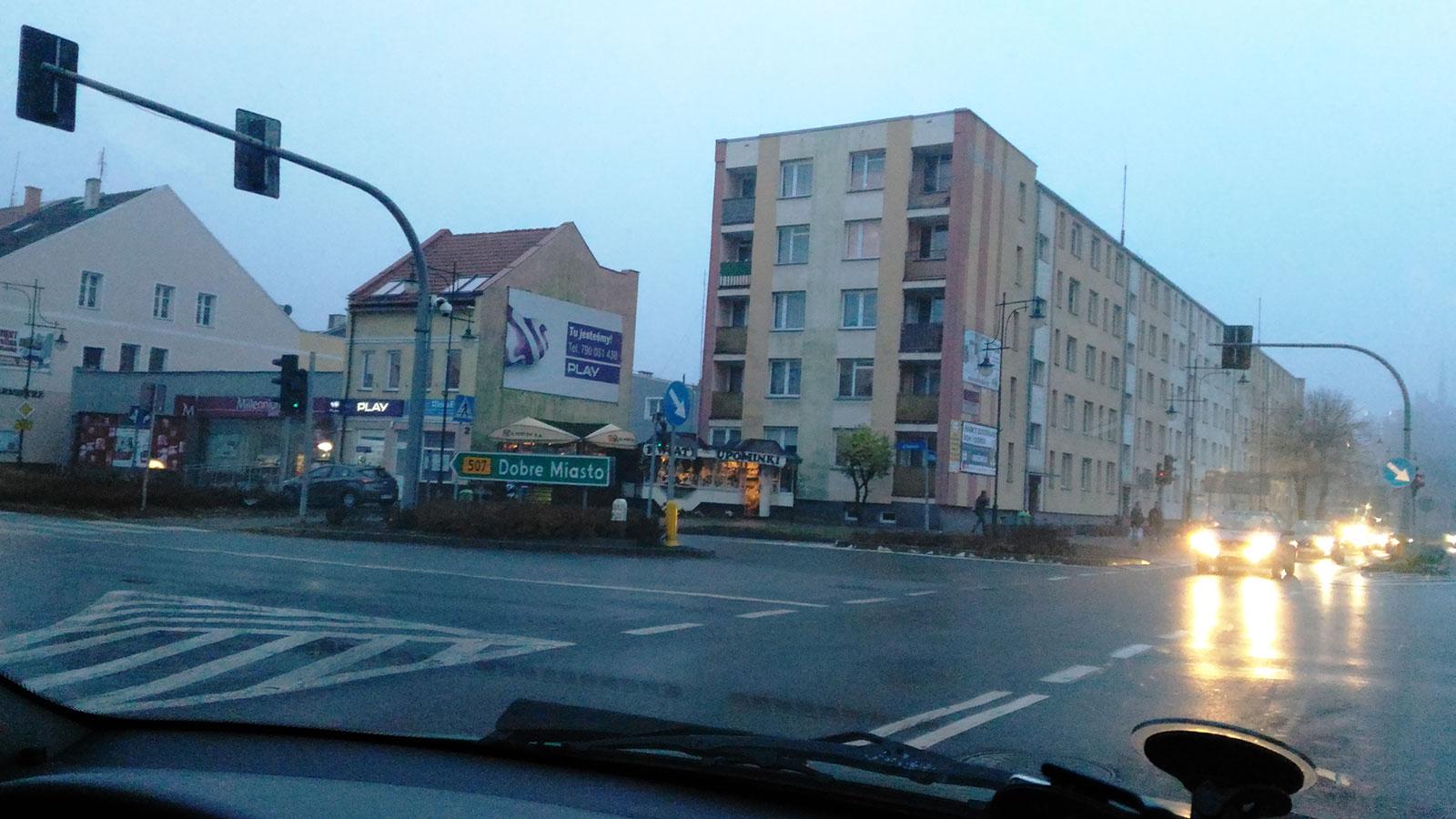 Бранево Польша