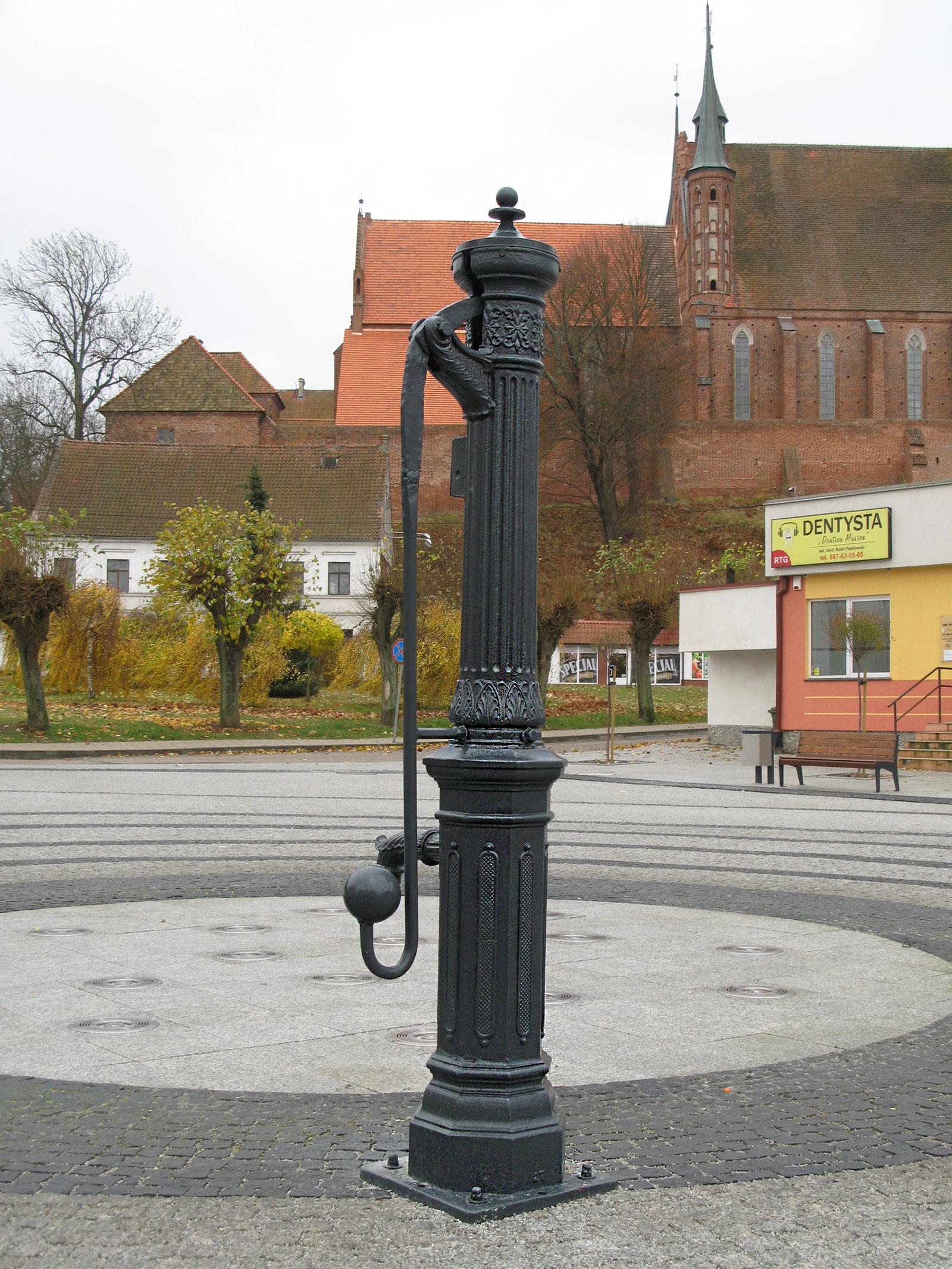 frombork-gidrant