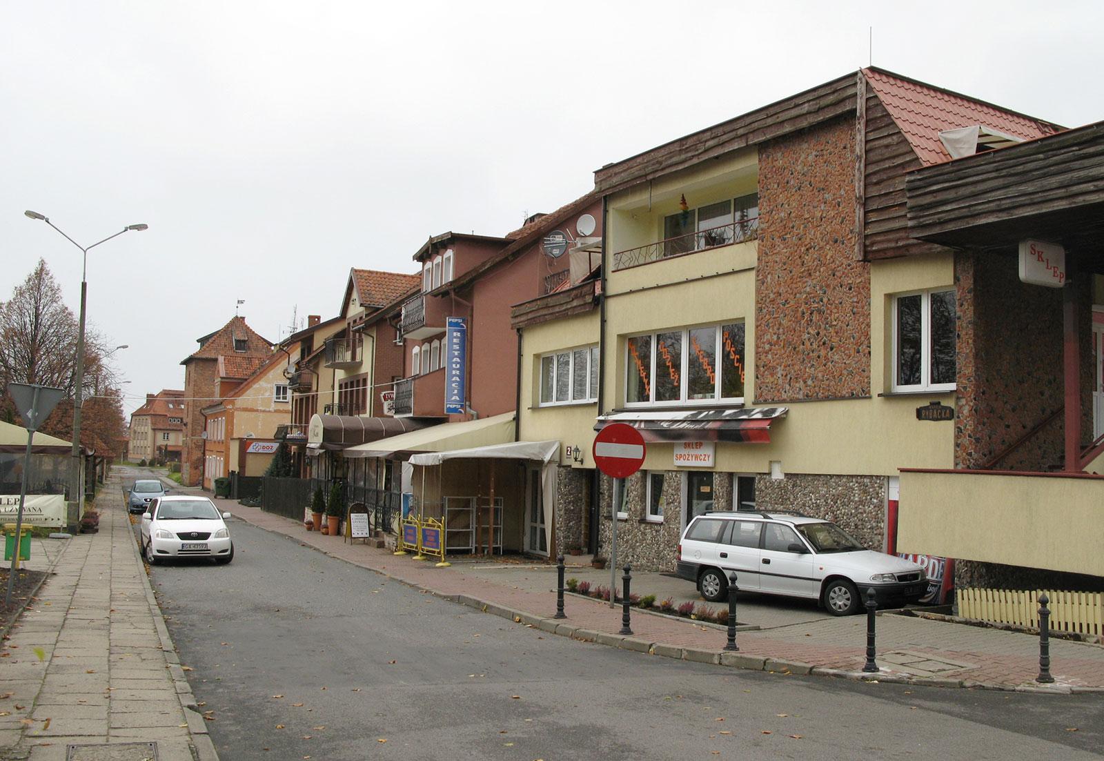 улица Фромборка, Польша