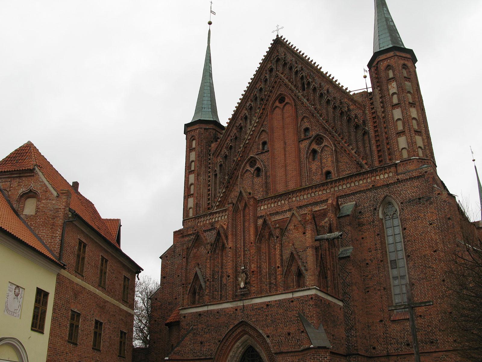 Собор Марии и св. Анжея во Фромборке