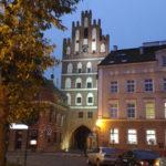 На машине из Калининграда в Бартошице (Польша)