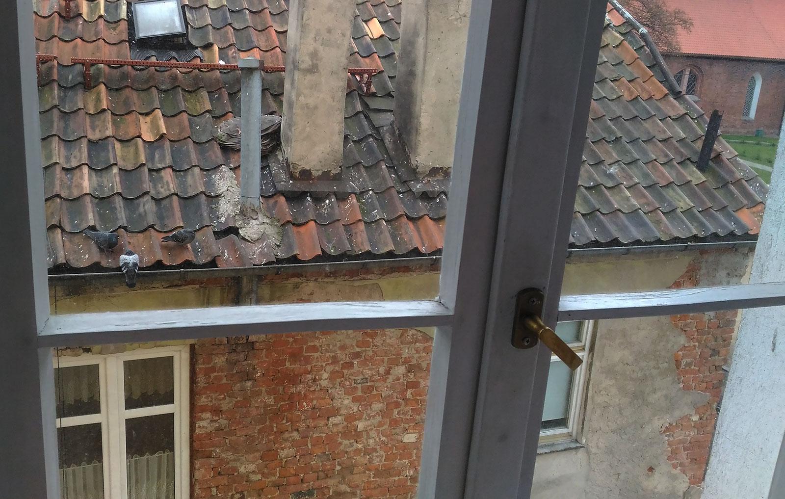 Окна в окна Европа
