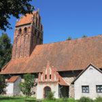 Кирха 1295 года в Гурьевске Калининградской области