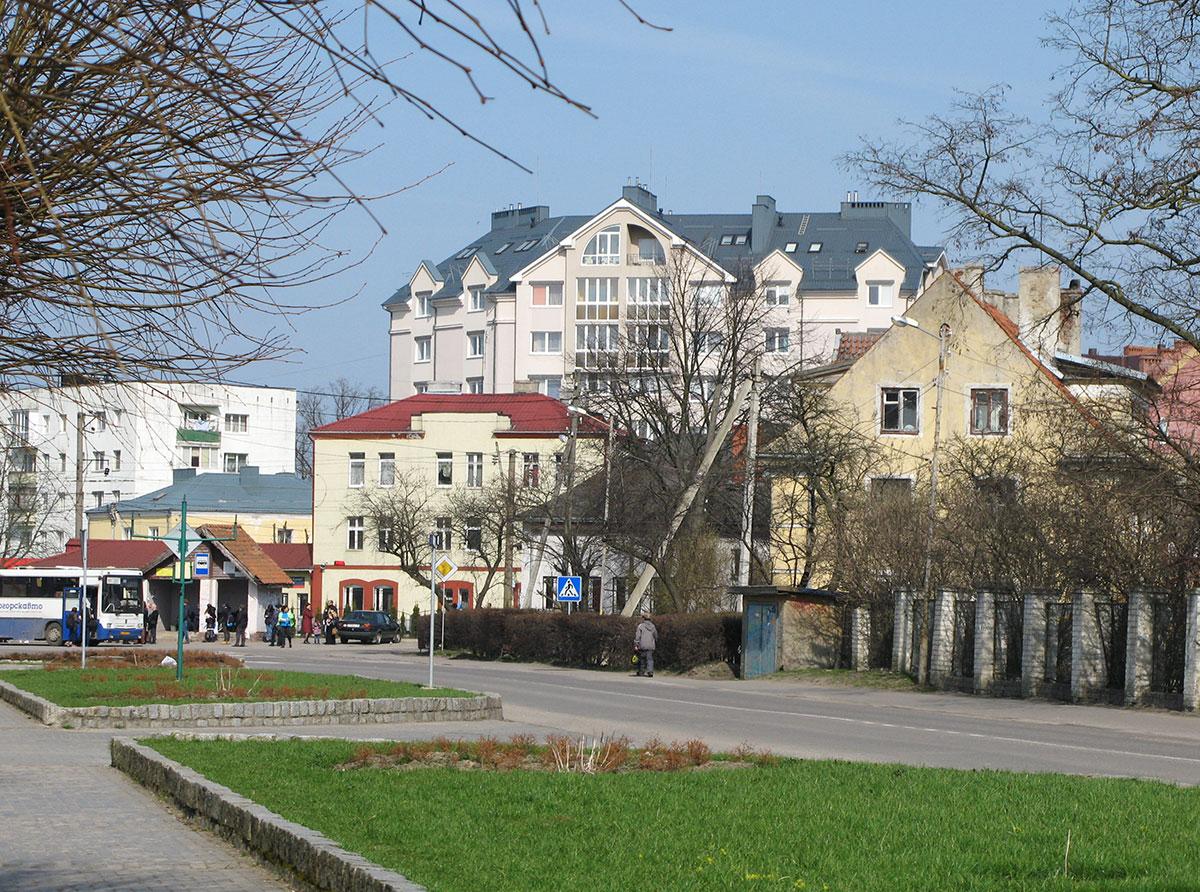 автовокзал калининградское шоссе