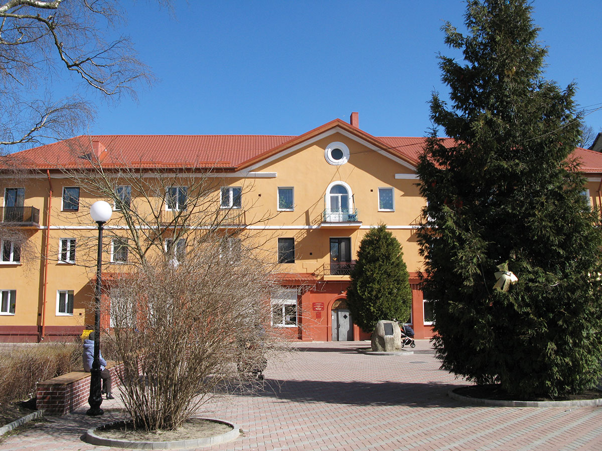 музей рантава в калининградской области