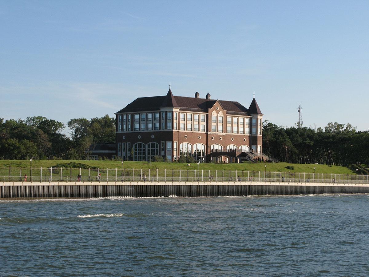 резиденция президента россии на балтике