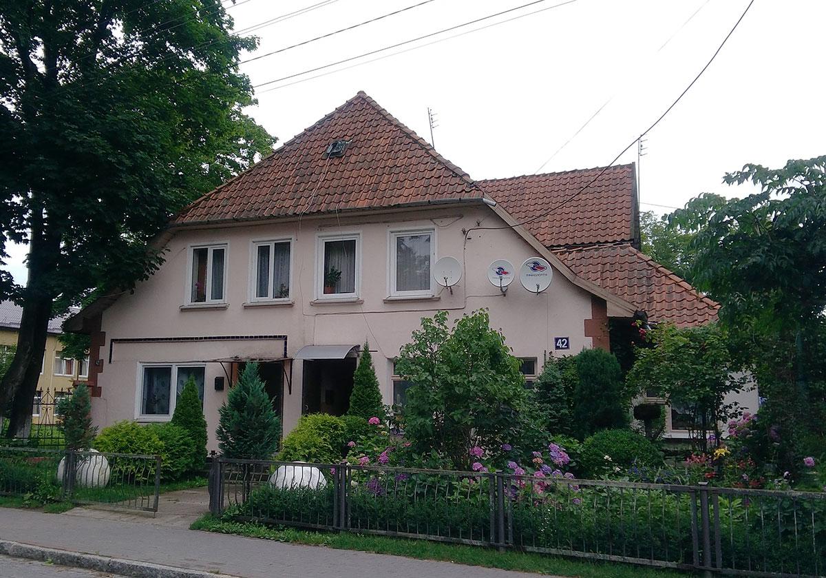 здание совета Баумгарт