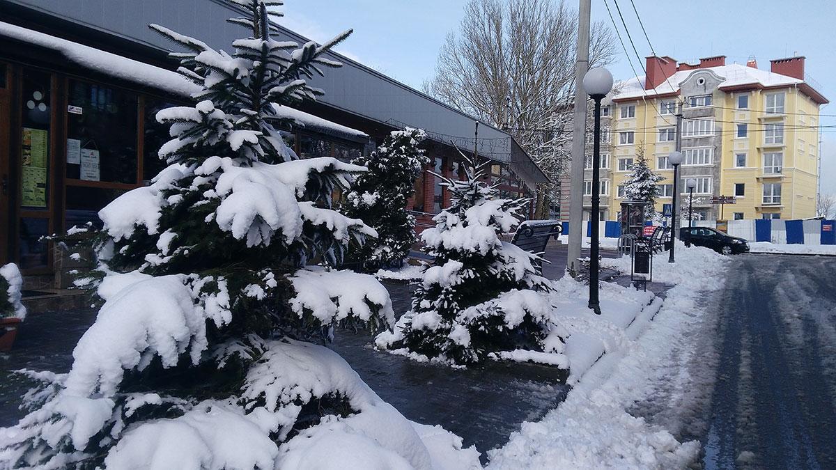 кинотеатр Маяк в Пионерском Калининградской области