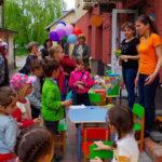 Детский клуб «Апельсин» в Пионерском — игры, развитие и радость творчества