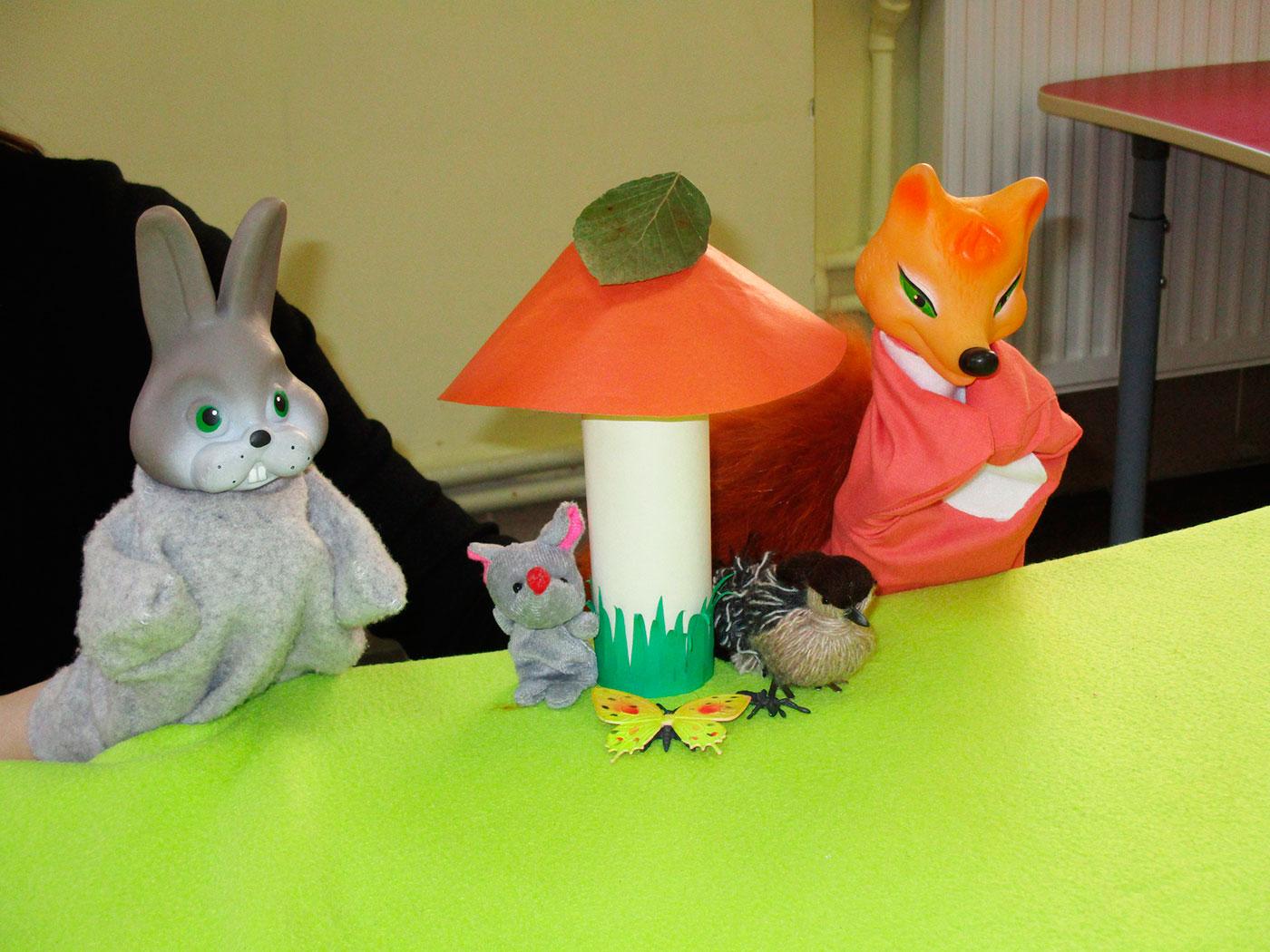 кукольные спектакли для малышей в Пионерске