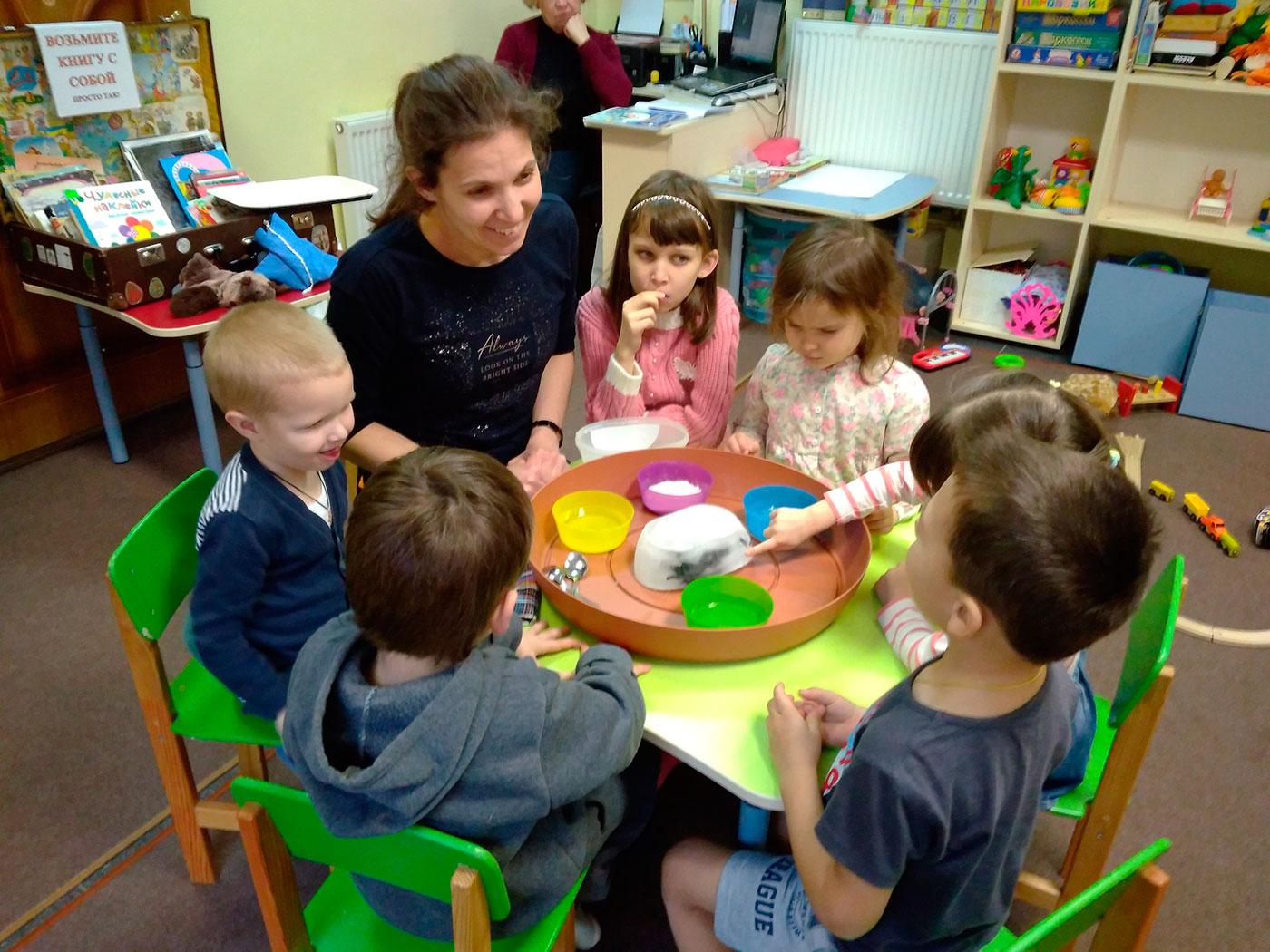 мастер-классы для детей в Калининградской области