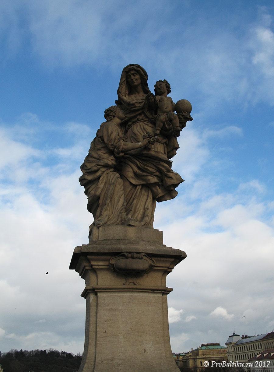 praga-most-skulptura