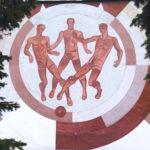 Сграффито в Калининградской области: техника настенной росписи родом из Италии