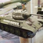 Т-34 — легендарный танк для отважных людей