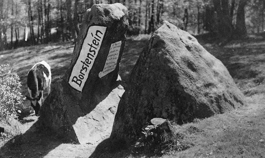 Borstenstein-1920-1930-Neukuhren